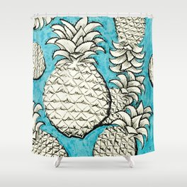 If you like pina coladas Shower Curtain
