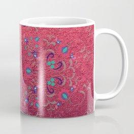 FOLK PATTERN #society6 Coffee Mug