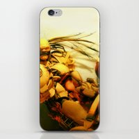 gladiator iPhone & iPod Skins featuring Gladiator by Pascal Blanché