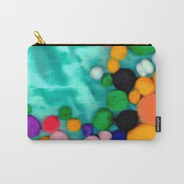Pom poms Carry-All Pouch