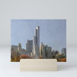 Autumn in New York Mini Art Print