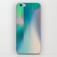 Pacifica glitch iPhone & iPod Skin