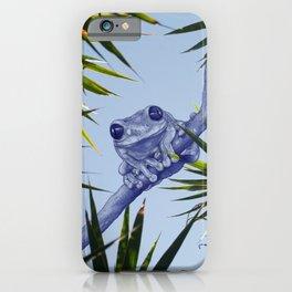 A summer kinda feeling iPhone Case