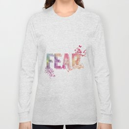 fear not, for I am with you Long Sleeve T-shirt