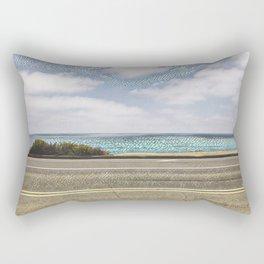 Cliffside Mosaic Rectangular Pillow