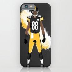 Steel Curtain - Emmanuel Sanders Slim Case iPhone 6s
