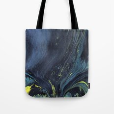 Gravity Painting 1 Tote Bag