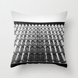 Eurpoean Architecture Throw Pillow