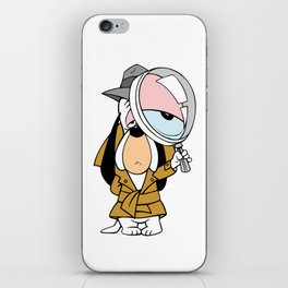 Droopy iPhone Skin