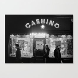 cashino Canvas Print