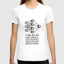 Neural Network - Machine Learning T-shirt