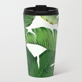 banana leaves Travel Mug