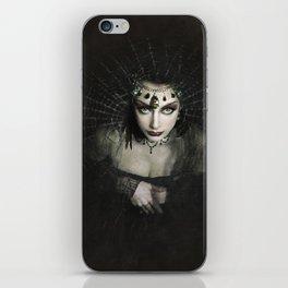 Queen of Shadows iPhone Skin