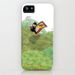 Fernando Pessoa iPhone Case