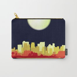 City Under A Pale Moon Carry-All Pouch