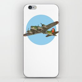 B-17 Flying Fortress iPhone Skin