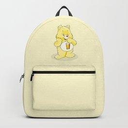 Beer Care Bear Backpack