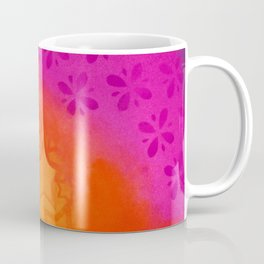 From orange to purple Coffee Mug