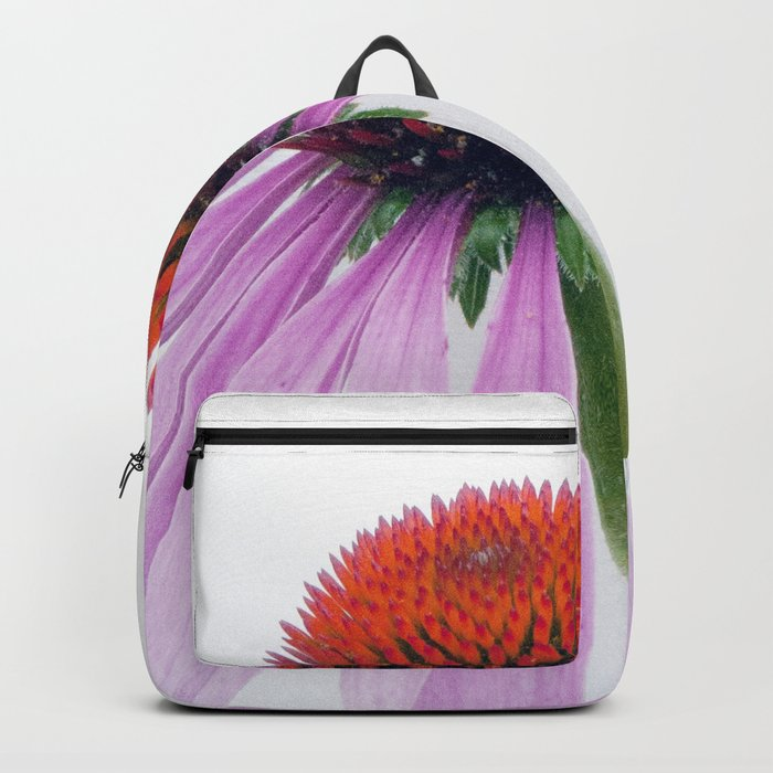Pink Flower #1 #decor #art #society6 Backpack