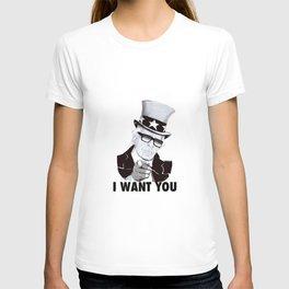 "Karl ""I want you!"" T-shirt"
