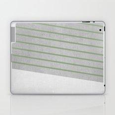 Concrete & Stripes II Laptop & iPad Skin