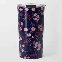 Night of the Roses Travel Mug