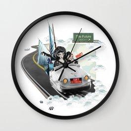 _ FUTURE Wall Clock
