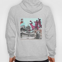 The Continued Search For God (I Have So Many Points) Hoody