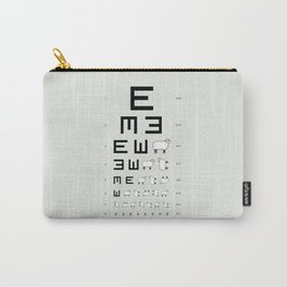 The EWE Chart Carry-All Pouch