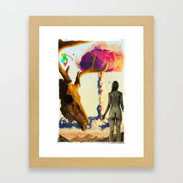 Stir Friday Framed Art Print