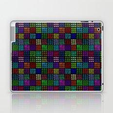Aztec Wannabe (Black) Laptop & iPad Skin
