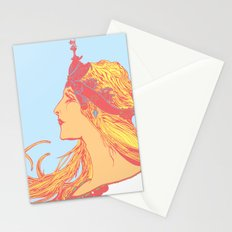 Princess Stationery Cards