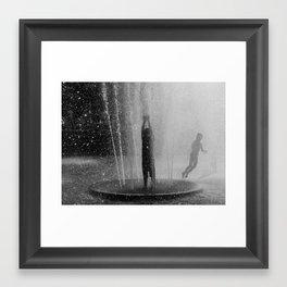 Takeoff Framed Art Print