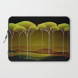 Sunrise on the Hill Laptop Sleeve