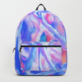 Lines, Colours, and Branches Backpack