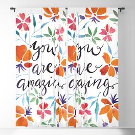You are Amazing Blackout Curtain