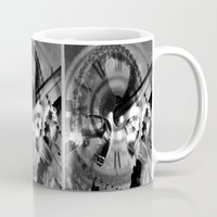 imagerybydianna Mugs featuring Logos by Art by Mel