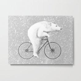Polar Express Metal Print