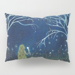 To the moon Pillow Sham