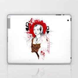 Anne Boleyn Laptop & iPad Skin