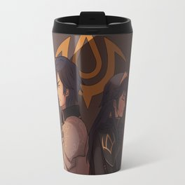 Chrom and Lucina Travel Mug