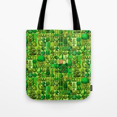 Digital Woodland Camo Tote Bag