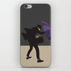 I will get there! iPhone & iPod Skin