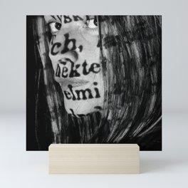 Names Hunter Mini Art Print