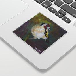 European Goldfinch Sticker