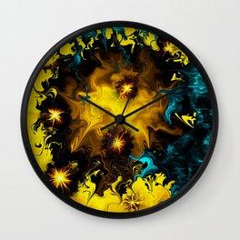 Deceiving Conflict Wall Clock