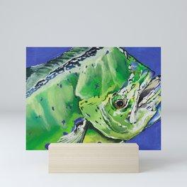 mahi Mini Art Print