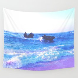 DREAMY BEACH Wall Tapestry