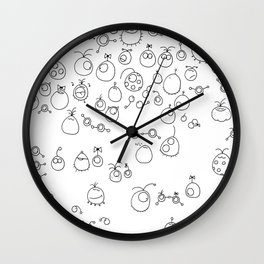 Munnen - Imperfection Wall Clock