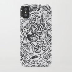 Mushmania iPhone X Slim Case